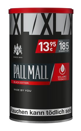 pall mall xl heavy red - DriverLayer Search Engine Pall Mall Black