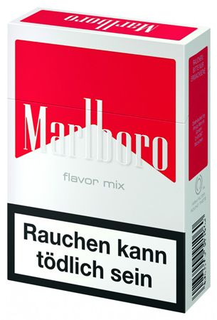 Top ten cigarettes Marlboro brands in South Carolina