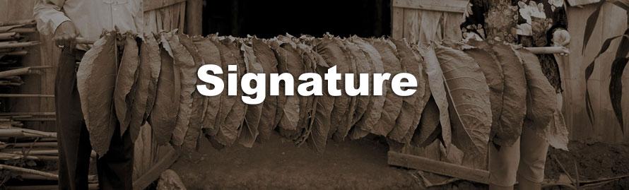 Serie Signature