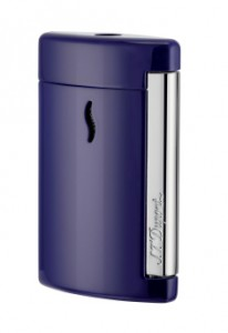 S.T. Dupont Feuerzeug Mini Jet Dark Purple