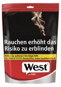 West Red Volume Tobacco / 200g Beutel