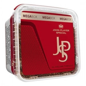 JPS Red Volume Tobacco / 200g Mega Box