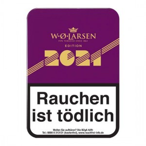W.O. Larsen Jahresedition 2021 / 100g Dose