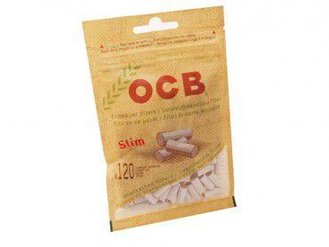 OCB Organic Slim Filter / 120 Stück