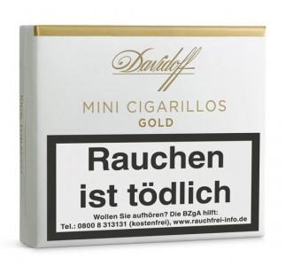 Davidoff Mini Cigarillos Gold / 10er Packung