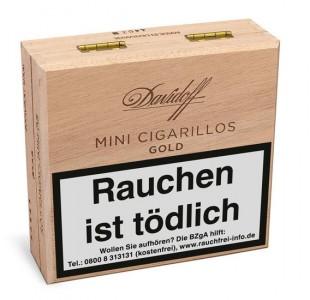 Davidoff Mini Cigarillos Gold / 50er Kiste