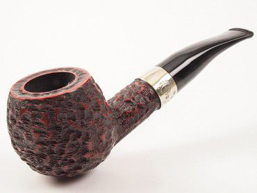 Peterson Pfeife Donegal Rocky 408