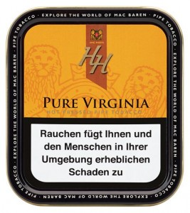 Mac Baren HH Pure Virginia Flake / 50g Dose