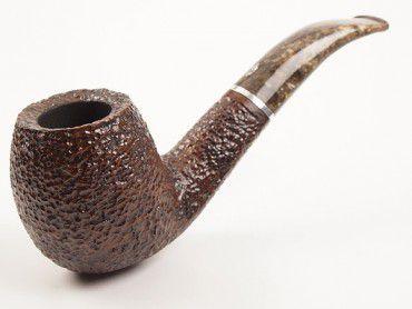 Savinelli Pfeife Marron Glace rustic #677