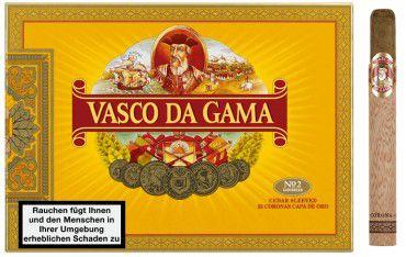 Vasco da Gama Capa de Oro / 25er Kiste
