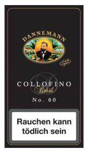 Dannemann Collofino No. 60 Brasil / 5er Packung