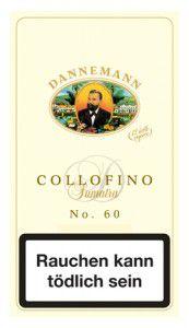 Dannemann Collofino No. 60 Sumatra / 5er Packung