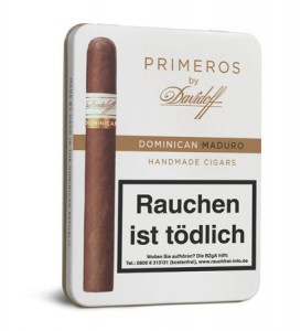 Davidoff Primeros Dominican Maduro / 6er Packung