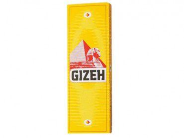 Gizeh gelb Zigarettenpapier