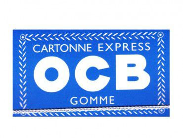 OCB blau Gummi Zigarettenpapier