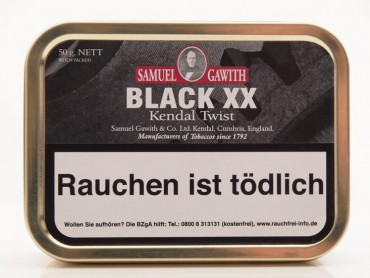 Samuel Gawith Black XX / 50g Dose
