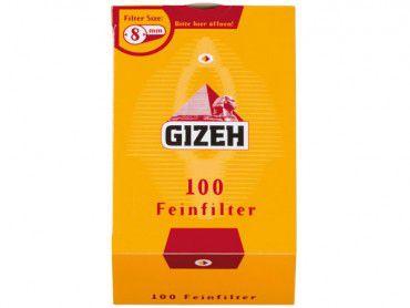 Gizeh Feinfilter / 100 Stück