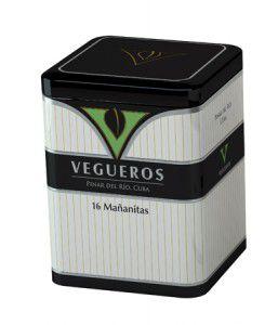 Vegueros Mananitas / 16er Blechdose