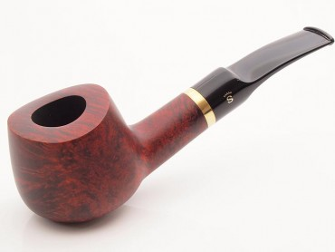 Stanwell Pfeife Deluxe Brown polished 11