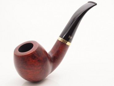 Stanwell Pfeife Deluxe Brown polished 185
