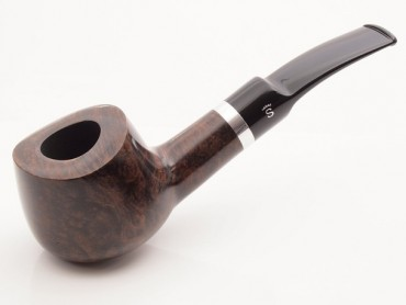 Stanwell Pfeife Relief Brown polished 11