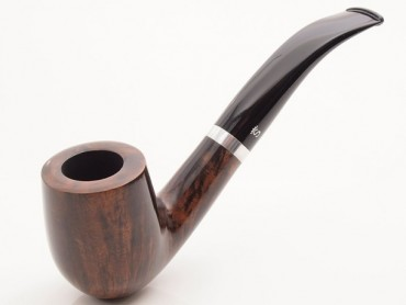 Stanwell Pfeife Relief Brown polished 246