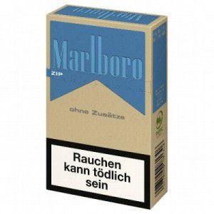 Marlboro Blue ohne Zusätze Zigaretten