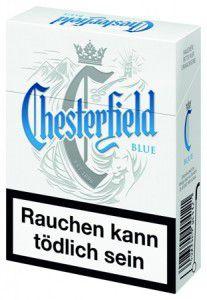 Chesterfield Classic Blue XL Box Zigaretten