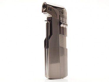 Jean Claude Pfeifenfeuerzeug Glasgow dark gun