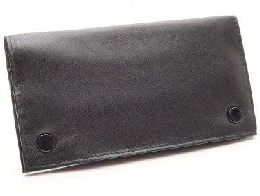 Drehertasche Leder schwarz #2