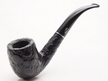 Savinelli Pfeife Alligator Black 606