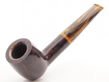 Savinelli Pfeife Tigre darkbrown 101