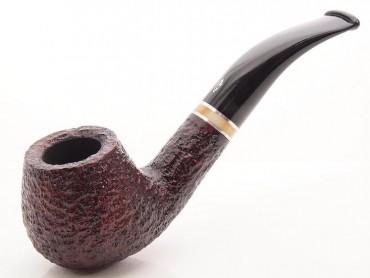 Savinelli Pfeife New Oscar Rustic 645
