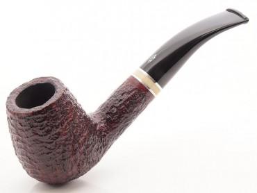 Savinelli Pfeife New Oscar Rustic 628