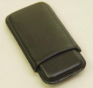 Wess Design Cigarilloetui 505 Vachetta schwarz