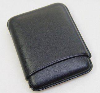 Wess Design Cigarilloetui 503 Antik schwarz