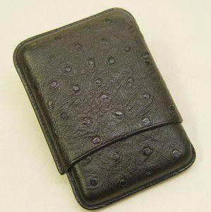 Wess Design Cigarilloetui 503 Strauß schwarz