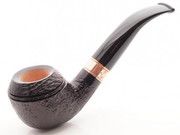 Rattrays Pfeife Distillery sandblast black #105