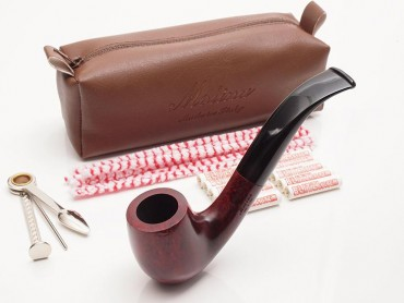Molina Beginner Set Bent bordeaux