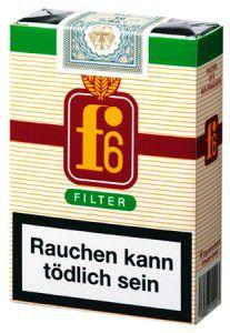 f6 Zigaretten