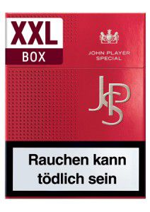 JPS Red XXL Box Zigaretten