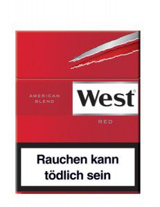 West Red XL Zigaretten