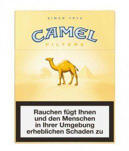 Camel Filter Big Box Zigaretten