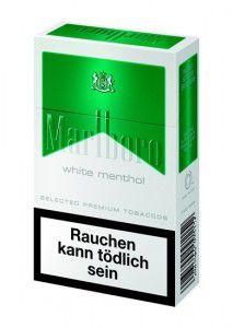 Marlboro White Menthol Zigaretten
