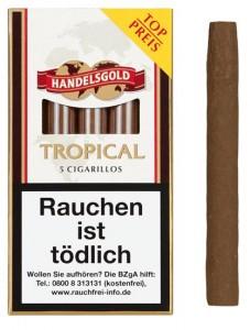 Handelsgold Cigarillos Tropical