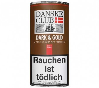 Danske Club Dark & Gold / 50g Beutel