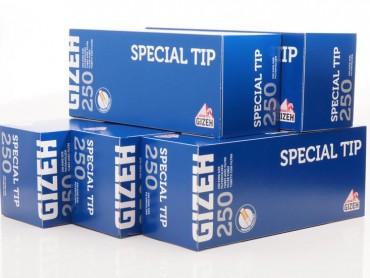 5x Gizeh Special Tip Hülsen