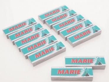 12x Marie Zigarettenpapier
