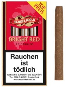 Handelsgold Cigarillos Bright Red