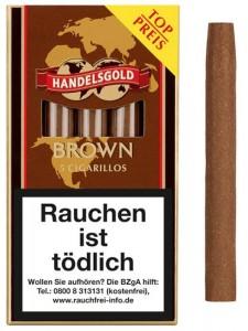 Handelsgold Cigarillos Brown